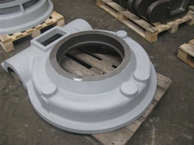 Part of transmission<br/>housing - 950 kg
