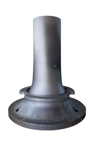 Polonáprava<br/>Určení: Dumper<br/>Hmotnost: 5 300 kg<br/>Materiál: B50E