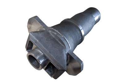 Axle<br/>Purpose: Cargo truck<br/>Weight: 216 kg<br/>Material: GS 24Mn5/6