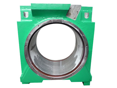 Bearing<br/>Purpose: Rolling mill<br/>Weight: 11,800 kg<br/>Material: GS-C 25