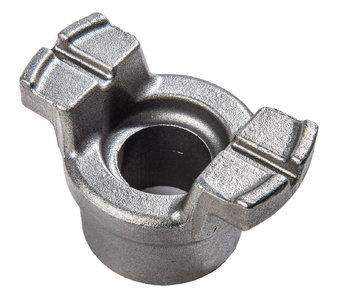 Flange<br/>Purpose: Transportation equipment drive<br/>Weight: 4.3 kg<br/>Material: C45